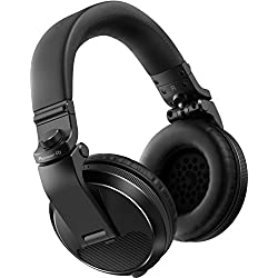 Pioneer HDJ-X5 Negro Circumaural Diadema auricular - Auriculares (Circumaural, Diadema, Alámbrico, 5-30000 Hz, 1,2 m, Negro)