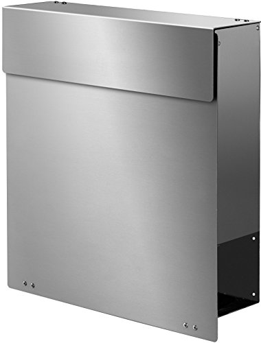 Frabox NAMUR Edelstahl Design Briefkasten - 2
