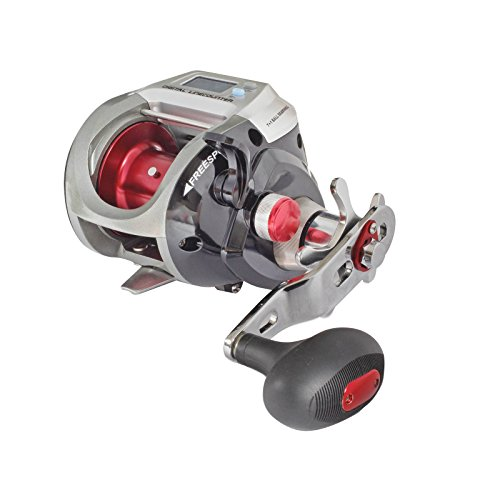 WFT Line Counter 875lh Multi Rotolo linksha ndmo Dell Mulinello Pesca