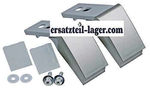 Set riparazione maniglia porta frigorifero congelatore Liebherr 9590180, originale