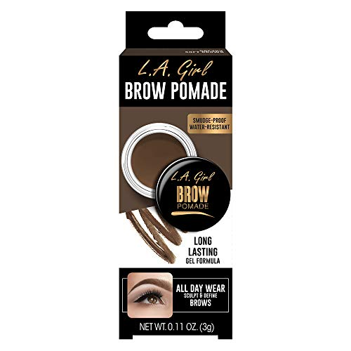 L.A Girl Brow Pomade, Soft Brown, 3g