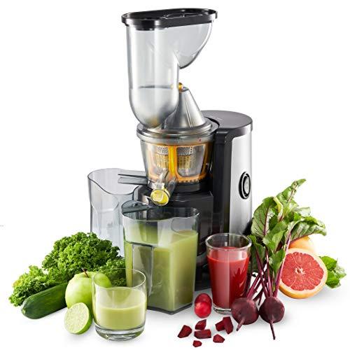 Estrattore di Succo di Frutta e Verdura senza BPA, Twinzee - 2 Filtri (Sottile e Spesso) - Apertura...