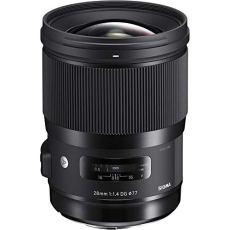 Sigma 28mm F1.4 DG HSM Art para Sony E