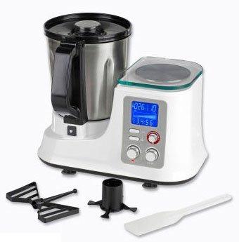 Quigg Küchenmaschine | Was kann die Maschine dieses Herstellers?