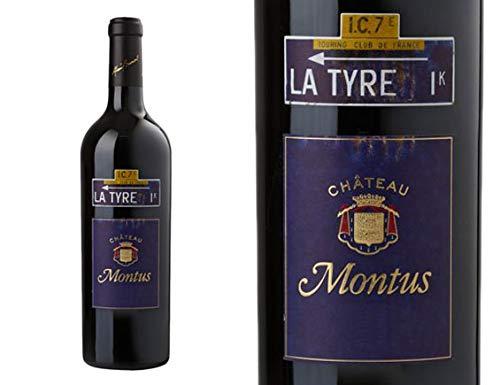 BRUMONT CHÂTEAU MONTUS LA TYRE 2015 - Madiran - Rouge - 0.750 l