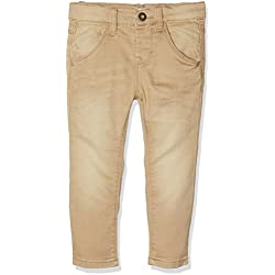 NAME IT Jungen NITJOE SLIM/SLIM DNM PANT MINI NOOS Jeans,,per pack Beige (Curry Curry),92