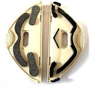 Confezione da 1 Spazzola Inferiore per Vk 130 131 Aspirapolvere Vorwerk, Non Originale