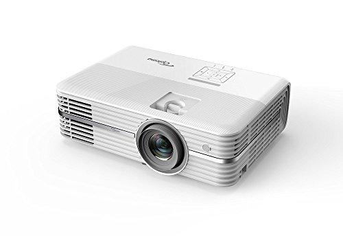 Optoma UHD40 4K UHD 2400 Lumens proiettore, Bianco