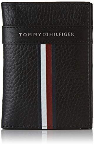 Portacarte Tommy Hilfiger Pura Pelle