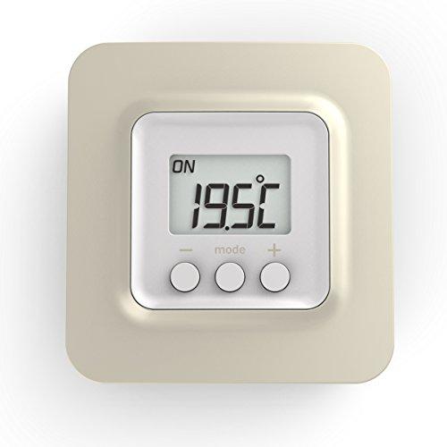 41pBTkfTRuL [Bon Plan Delta Dore!]  Delta Dore 6050625 Tybox 5100 Pack de Thermostat d'ambiance connecté avec box domotique IP Tydom 1,0