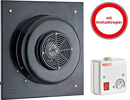 Ventilatore di Canale Ac Ventilatore a Muro Rohr-Radialventilator Industriale Bftx-Serie Compreso...