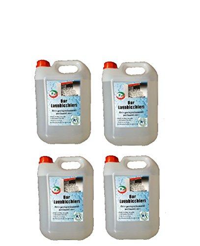 Pip Bar Lavabicchieri Detergente professionale concentrato a basso impatto ambientale PH 13,5 TK....