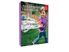 Adobe Premiere Elements 2019 | Standard - Anglais | PC/Mac | Disque