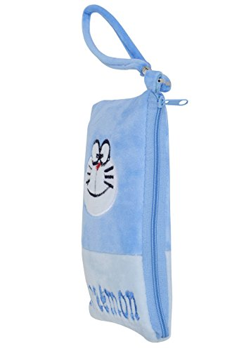 Chords Classic Doraemon Mobile Pouch In Soft Toy Pencil Pouch For