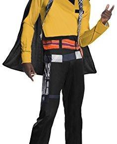 Star Wars Solo Story Lando Calrissian Adult Costume - Standard