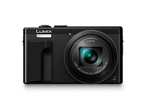 Panasonic Lumix DMC-TZ80EG-K Fotocamera, 18,1MP, Zoom Ottico 30x Post Focus, 4K Photo & 4K Video,...