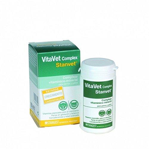 Vitavet Complex - Complejo Vitaminico Mineral Para Perros Y Gatos