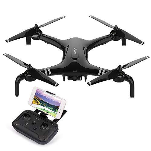 ZMH FPV 1080P RC Drone, JJRC JJR/C X7 Smart Helicopter Doppio GPS 5G WiFi RTF cardanico Quadcopter HD FPV Volo Fotografia Aerea Drone