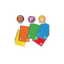 Blasetti One Color quaderno per scrivere 60 fogli Multicolore A5