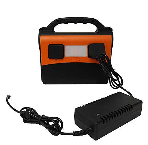 Kit de generador Solar portátil, Generador Solar portátil de Alta Potencia 150W con electrodomésticos 12v generador Solar Batería Recargable USB