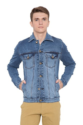 KROSS STITCH DENIM JACKET FOR MEN - BEST BUY 8494bbdf2d2