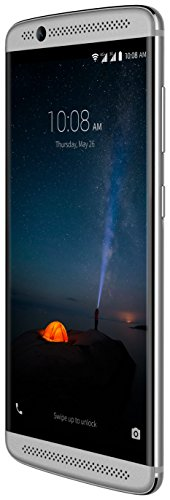 "ZTE Axon 7 Mini - Smartphone Libre DE 5,2"" (4G, Qualcomm MSM8952, 3 GB RAM, Almacenamiento Interno de 32 GB, Bluetooth, WiFi, Android), Color Gris Platino"