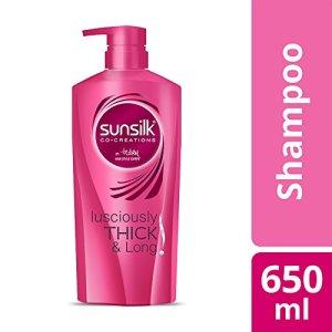 Sunsilk Lusciously Thick and Long Shampoo, 650ml 20  Sunsilk Lusciously Thick and Long Shampoo, 650ml 41q76DUq51L