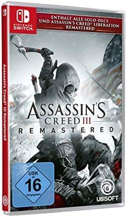 Assassin's Creed III Remastered - [Nintendo Switch]