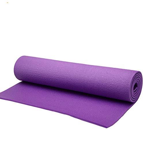 BARCTELRT Tappetino Yoga da Viaggio con Zaino Pieghevole Allargato Spesso Antiscivolo, Lavabile per...