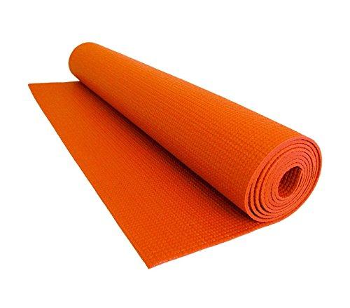 Vetrineinrete Tappetino yoga antiscivolo tappeto palestra fitness aerobica pilates ginnastica...