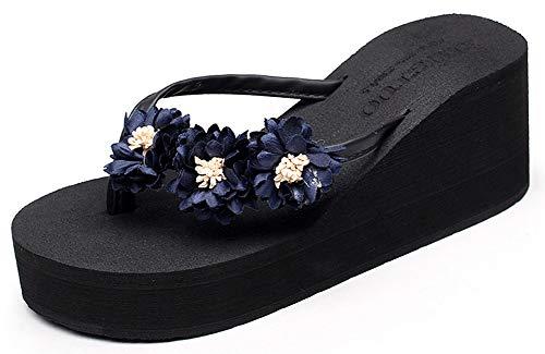 Infradito da Donna Estate Pantofole Sandali da Spiaggia Flip Flops Ciabatte da Mare Suola...