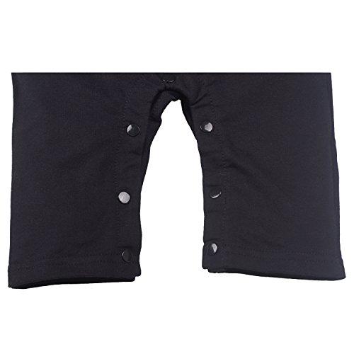 c770777af982 ZOEREA Newborn Infant Toddler Baby Boys Tuxedo Cotton Gentleman Romper  Jumpsuit with Tie Wedding Suit 3-18 Months