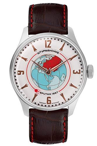 Sturmanskie Heritage Sputnik Herren-Armbanduhr Handaufzug 2609-3735430