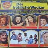 Die Freizeit Serie - Der fröhliche Wecker 14 Original-Interpreten Folg 1 LP