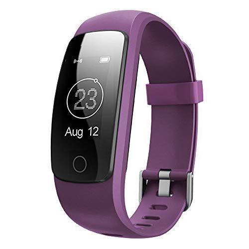Willful Fitness Tracker Orologio Cardiofrequenzimetro da Polso Smartwatch Android iOS Smart Watch...