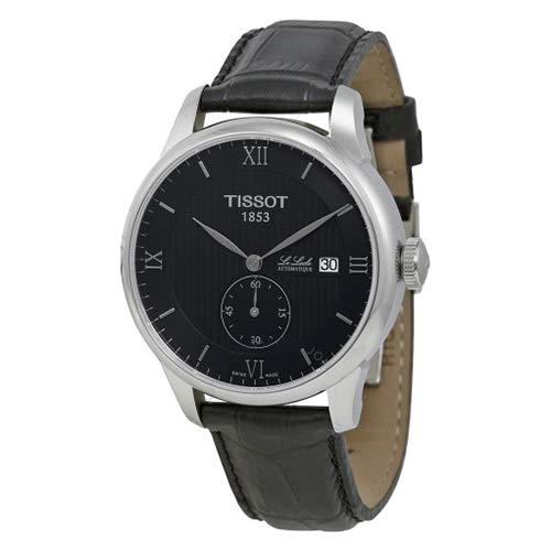 Tissot Herren-Armbanduhr Analog Automatik Leder T006.428.16.058.01