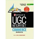 UGC NET/JRF/SET Commerce: Paper II & III