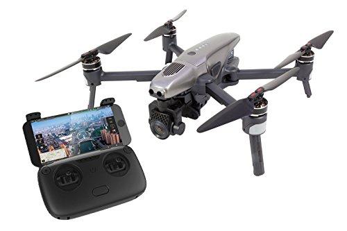 Walkera 15001000Vitus Portable Quadrocopter RTF-FPV-UAV con Fotocamera 4K UHD, Ostacoli, GPS, Active Track, Devo F8S con Telecomando, Batteria e Caricatore