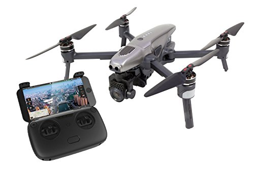 Walkera 15001000Vitus Portable Quadrocopter RTF–FPV-UAV con Fotocamera 4K UHD, Ostacoli,...