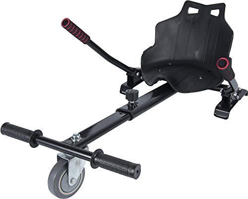 ICAROTECH - HoverKart per Scooter elettrico per adulti e bambini Compatibile con Hoverboard 6.5...