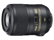 Nikon AF-S DX Micro NIKKOR 85mm f/3.5G ED VR Negro - Objetivo (14/10, 0,286 m, 8,5 cm, 18,9259°, Negro, 7,3 cm)