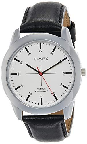 Timex Analog White Dial Men's Watch-TW00ZR260E