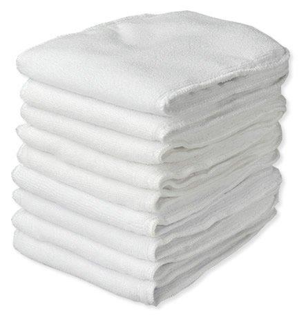 Set di 5 inserti per pannolini di stoffa