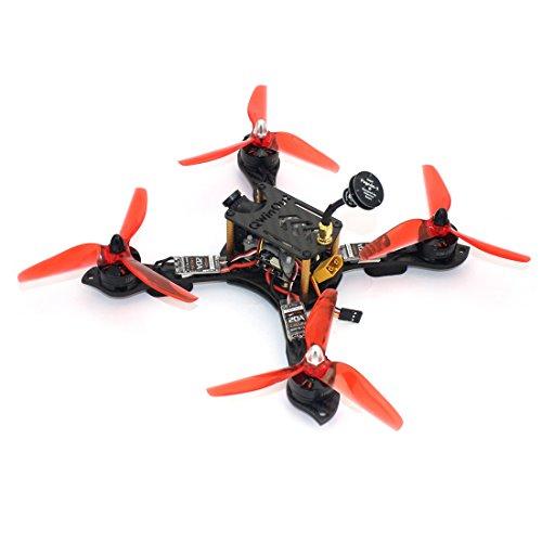 GEHOO GH 210mm RC Quadcopter Racer FPV Racing Drone ARF w / 2300KV Motore 700TVL Telecamera Omnibus...
