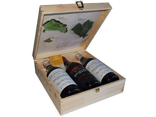 Cassetta Vini Chardonnay Friulano e Merlot Friuli Colli Orientali Cantina Tenimenti Civa - Migliori Vini del Friuli-Venezia Giulia - Cod. 275