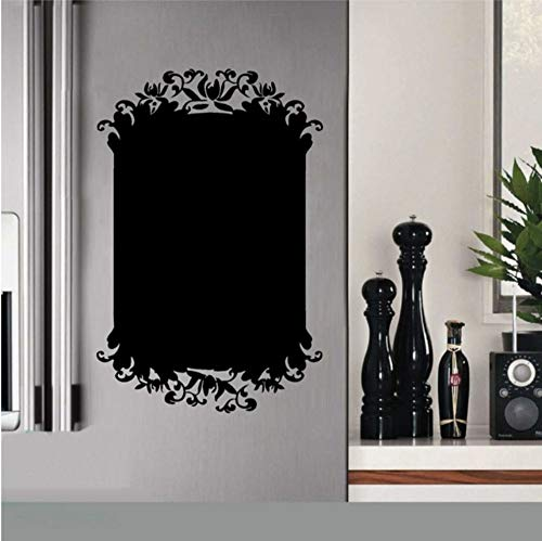 Pbbzl Lavagna Da Cucina, Adesivi Murali Arredamento Per La Casa Moderna 58X36Cm