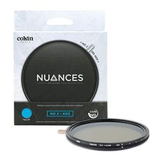 Cokin NUANCES NDX 2-400 6,7 cm Variable Density Camera Filter - Filtro para cámara (6,7 cm, Variable Density Camera Filter, Double-Sided Coating, 1 Pieza(s))