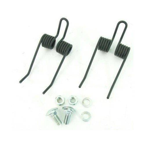 LawnBoss SCB-40 SET - Set de dientes de recambio para escarificador aireador de césped