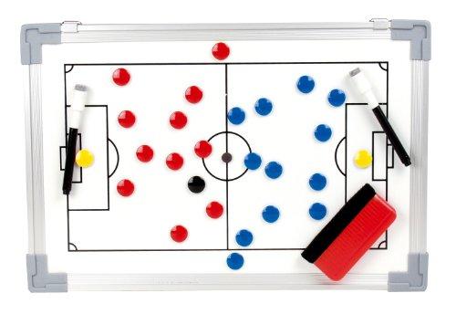 b+d Coachboard Professional calcio inclusi magneti lavagna magnetica strategia tattica bordo (45 x...