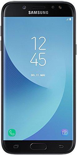 Samsung Galaxy J5 DUOS Smartphone (13,18 cm (5,2 Zoll) Touch-Display, 16 GB Speicher, Android 7.0) schwarz